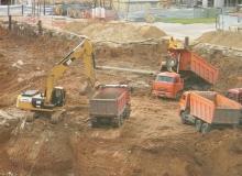Утилизация грунта